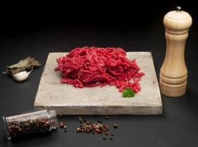 Nature et Régions - Préparation Hachée Viande Hachée de bœuf charolais 15% Matière Grasse 1kg Bio