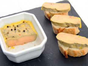 Esprit Foie Gras - Foie Gras De Canard Mi-cuit Du Gers 450g Sous-vide