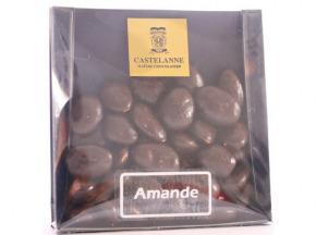 Maison Castelanne Chocolat - Amandes Valence Noir
