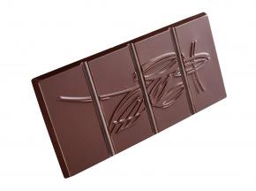 Maison Castelanne Chocolat - Tablette Chocolat Noir 66% Equateur