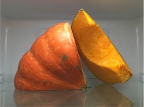 La Ferme des petits fruits - Potiron Bio 2 kg (un quart)