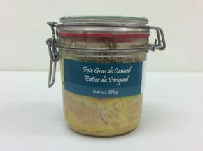 A la Truffe du Périgord - Foie Gras De Canard Entier Du Périgord 390g