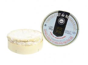 Fromagerie Seigneuret - Camembert De Normandie Aop