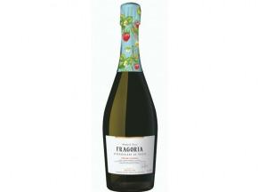 """Saveur d'Ornain - Vin de Fraise """"Fragoria"""" (pétillant) x 6 bouteilles"""