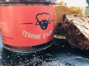 Du bio dans l'assiette - Terrine D'agneau Bio