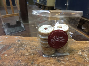 Moulins de Versailles - Biscuits Confiture - 150g