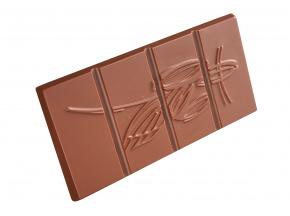 Maison Castelanne Chocolat - Tablette Chocolat Au Lait,  Opus 38%