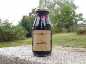 Un brun gourmand - Coulis De Myrtilles - 25cl