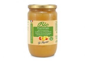 Conserves Guintrand - Pommes De Provence Bio Cuites Au Chaudron Yr 720 Ml