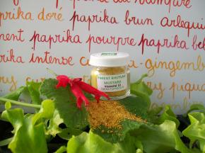 HERBA HUMANA - Piment Bhutlah Mustard Bio Cultivé en France 3 g