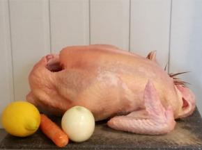 Les Volailles Fermières de Chambon - [PRÉCOMMANDE NOËL] Chapon en Morceaux 6 kg