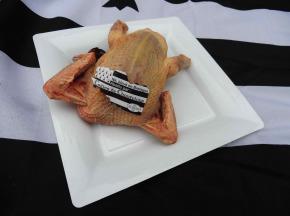 Cailles de Chanteloup - [surgelé] Pigeonneau Prêt À Cuire, Calibre 450-500gr