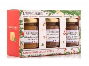 L'Epicurien - Coffret Gourmandises En Fetes