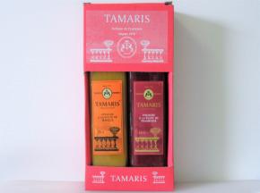 TAMARIS Artisan de Provence - Coffret Vinaigres Pulpes