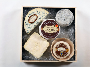 La Fromagerie Marie-Anne Cantin - Plateau Prestige N 8