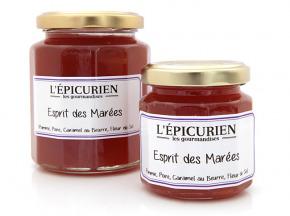 L'Epicurien - ESPRIT DES MAREES (Pomme, Poire, Caramel au Beurre, Fleur de Sel )