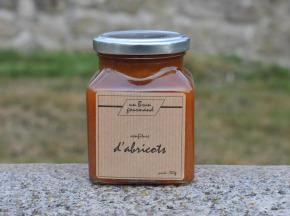 Un brun gourmand - Confiture D'abricot