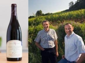 """Oé - Coffret de 6 Gevrey Chambertin AOC Bio, """"vieilles Vignes"""", Domaine Rossignol-Trapet, millésime 2014"""
