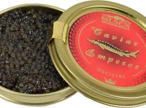 Olsen - Caviar Osciètre Classique 50g Origine Uruguay
