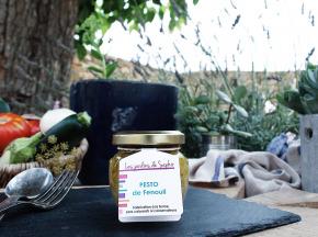 Les Jardins de Saphir - Pesto De Fenouil 90g