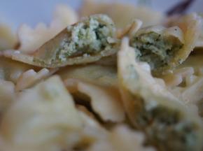 Lioravi, l'authentique pâte fraîche ! - 6 X 250G Raviolis Ricotta Epinard Ultra Frais