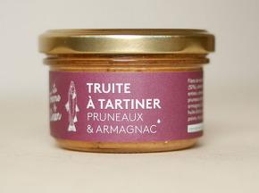 La Ferme du Ciron - Truite À Tartiner Au Pruneau & À L'armagnac