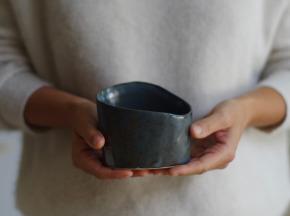 Atelier Eva Dejeanty - Bol en Céramique (grès) modèle Cellule Taille S