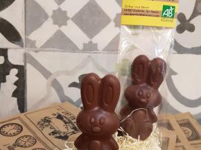 Le Petit Atelier - Lapin Au Chocolat Au Lait Bio