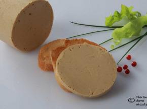 Maison Paris - Foie Gras d'Oie Entier Cuit au Torchon - 250g