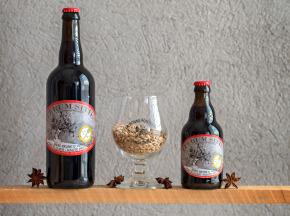 Ferme Brasserie la Bonne Fontaine - Bières Brunes D'hiver De Haute Provence 75cl (x6)