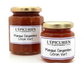 L'Epicurien - MANGUE GINGEMBRE CITRON VERT
