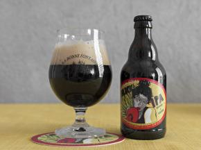 Ferme Brasserie la Bonne Fontaine - Bière Black Ipa