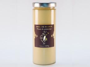 Domaine Apicole du Pillardon - Miel de France Fleurs de Printemps Récolte 2019 - 1,4 kg - PRÉCOMMANDE
