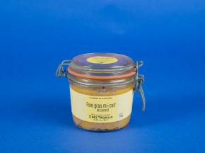 Chez Morille - Foie Gras De Canard Entier Mi-cuit 300 G