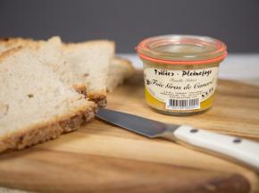 Ferme de Pleinefage - Foie Gras de Canard entier cuit 60 g (1 personne)