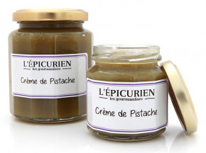 L'Epicurien - CREME DE PISTACHE
