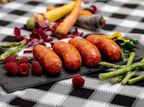 La ferme Grandvillain - Chorizo De Poulet 8 X 90 G