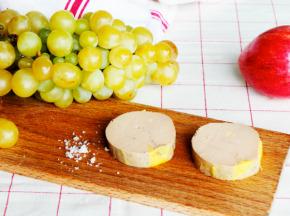 Alban Laban - Tranche De Foie Gras Mi-cuit 70g
