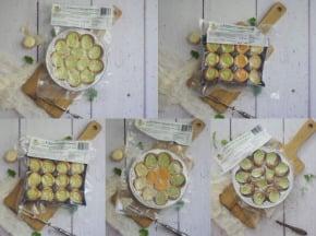 Limero l'Escargot Mayennais - Lot De 10 Assiettes De 12 Escargots Au Choix