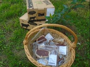 La Ferme de l'Abbaye - Colis de Viande de Boeuf Jersiais : le Colis Tradition 5 kg