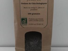 Cocotte et Potiron - Graines De Chia Bio