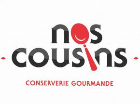 Nos cousins Conserverie - Duo De Gelées: Coing Et Pomme 2x240g