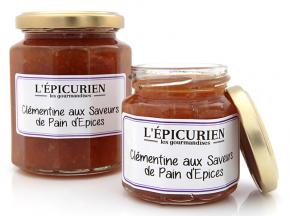 L'Epicurien - CLEMENTINE AUX SAVEURS DE PAIN D'EPICES