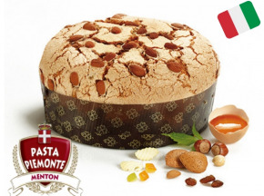 PASTA PIEMONTE - Panettone Piemontais Traditionnel