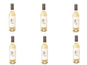 Domaine de Bilé - IGP Vin Côtes de Gascogne Blanc Doux - 6 Bouteilles
