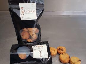 Pyrenees'cakes - Gâteaux à la broche - Drollets Choco-noisette