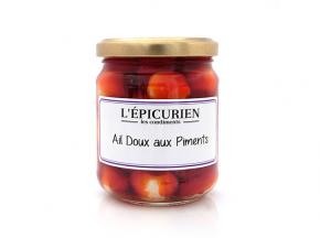 L'Epicurien - AIL DOUX AUX PIMENTS