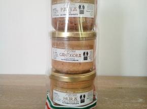 Ferme AOZTEIA - Assortiment De Pâté, Chichon Et Hure