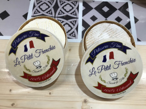 Le petit Frenchie - Lot De 2 Petit Frenchie: Chocolat Et Vanille