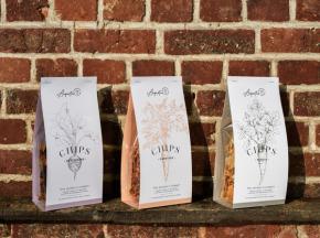 Augustus - Chips pack découverte (panais x2, betteraves x2, carottes x2)